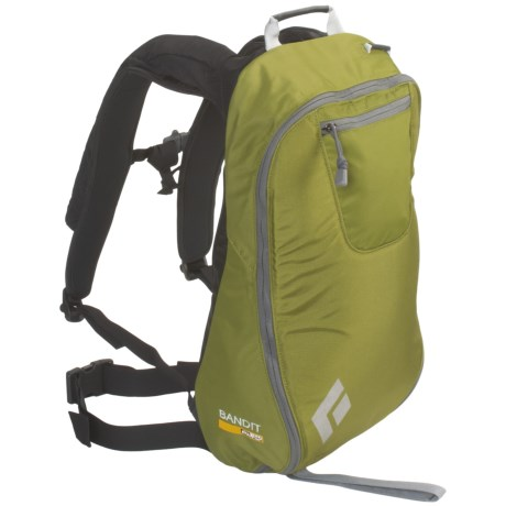 Black Diamond Equipment Avalung Bandit Backpack - 11L in Green Olive