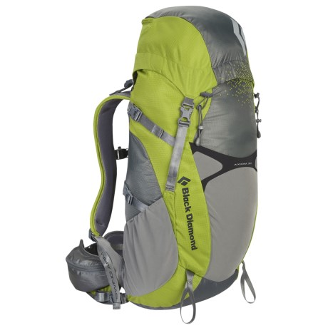 Black Diamond Equipment Axiom 30 Backpack - Internal Frame in Gecko