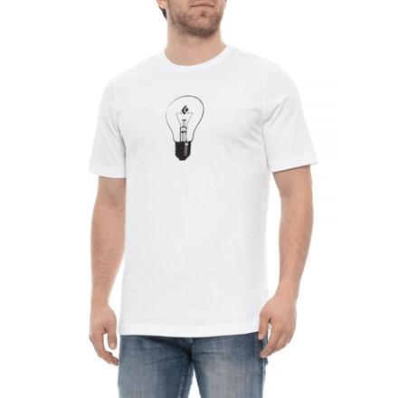 259d184dde2e9e Black Diamond Equipment BD Idea T-Shirt - Organic Cotton
