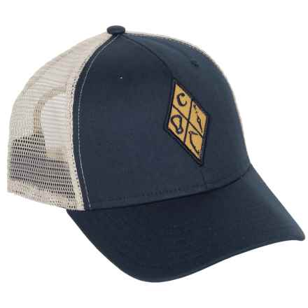 Black Diamond Equipment BD Trucker Hat (For Men) in Captain - Closeouts