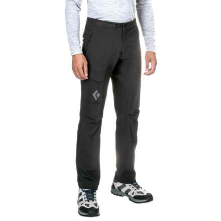 Black Diamond Equipment B.D.V. Pants (For Men) in Black - Closeouts