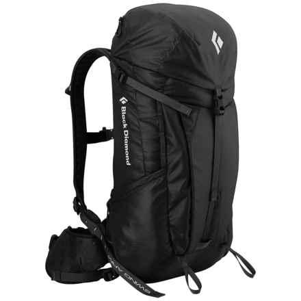Black Diamond Equipment Bolt 24 Backpack in Black - Closeouts