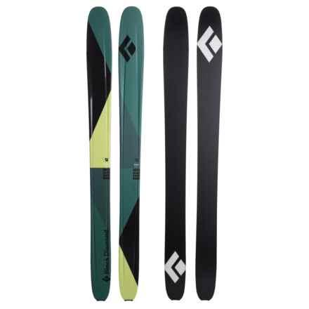 Black Diamond Equipment Boundary 115 Alpine Skis in See Photo - Closeouts