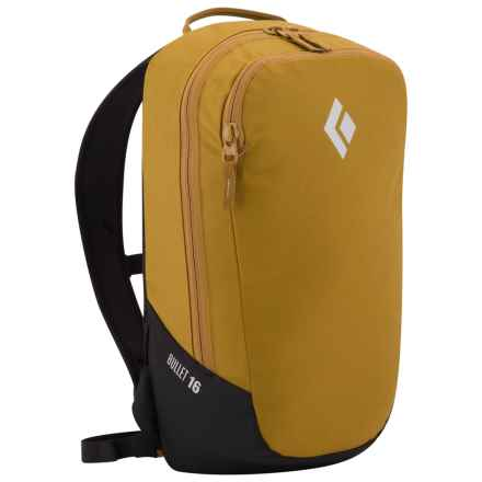 Black Diamond Equipment Bullet 16 Backpack in Curry - Closeouts
