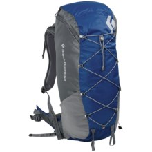 Black Diamond Equipment Burn Backpack in Cobalt - Closeouts