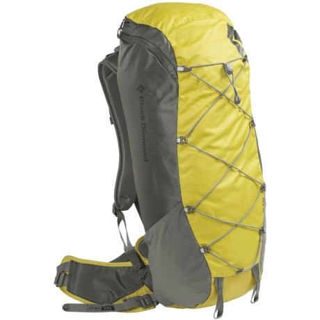 Black Diamond Equipment Burn Backpack in Sulfur