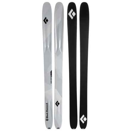 Black Diamond Equipment Carbon Convert Alpine Skis in See Photo - Closeouts