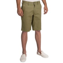 Black Diamond Equipment Castleton Shorts (For Men) in Burnt Olive - Closeouts