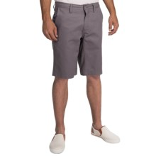 Black Diamond Equipment Castleton Shorts (For Men) in Slate - Closeouts
