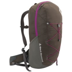 Black Diamond Equipment Chase Backpack (For Women) in Steel