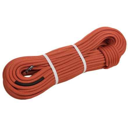 Black Diamond Equipment Climbing Rope - 9.6mm, 60m in Dual Red Orange - Closeouts