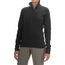 Black Diamond Equipment CoEfficient Polartec® Power Dry® Jacket (For Women) in Black - Closeouts