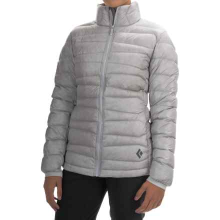 Black Diamond Equipment Cold Forge Jacket - PrimaLoft® Down (For Women) in Aluminum - Closeouts