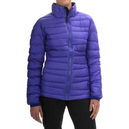 Black Diamond Equipment Cold Forge Jacket - PrimaLoft® Down (For Women) in Amethyst - Closeouts