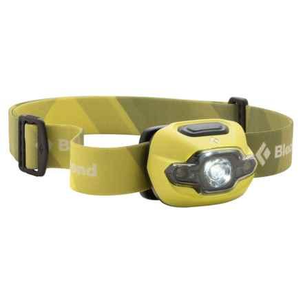 Black Diamond Equipment Cosmo LED Headlamp - 90 Lumens in Blazing Yellow - 2nds
