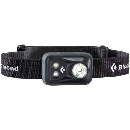 Black Diamond Equipment Cosmo LED Headlamp - 90 Lumens in Matte Black - 2nds