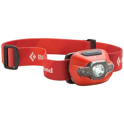 Black Diamond Equipment Cosmo LED Headlamp - 90 Lumens in Vibrant Orange