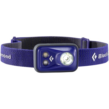 Black Diamond Equipment Cosmo LED Headlamp in Plum