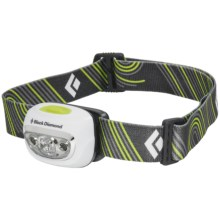Black Diamond Equipment Cosmo LED Headlamp in Ultra  White - 2nds
