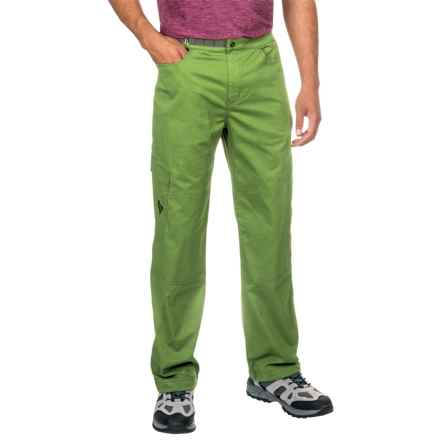 Black Diamond Equipment Credo Pants (For Men) in Cactus - Closeouts