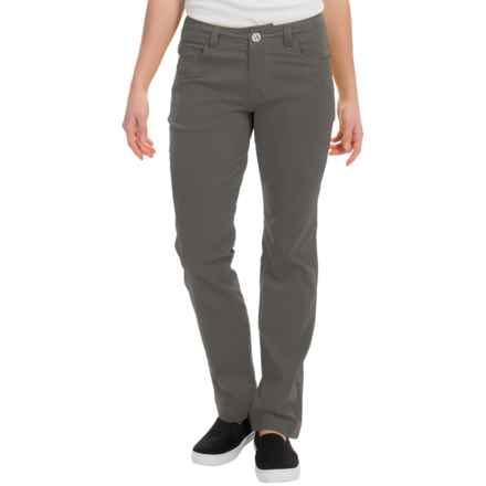 Black Diamond Equipment Creek Pants (For Women) in Slate - Closeouts