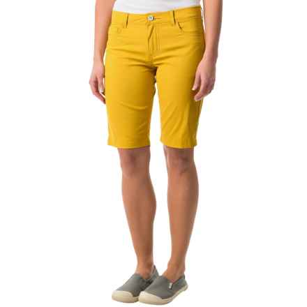 Black Diamond Equipment Creek Shorts (For Women) in Ochre - Closeouts