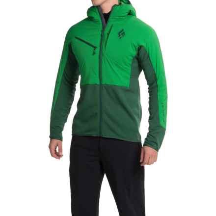 Black Diamond Equipment Deployment Hybrid Jacket - PrimaLoft® (For Men) in Oscar - Closeouts