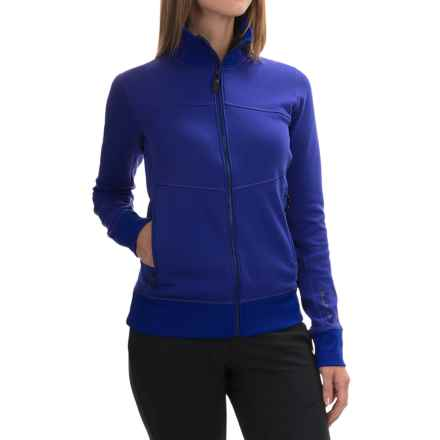 Black Diamond Equipment Deployment Jacket (For Women) in Spectrum Blue - Closeouts
