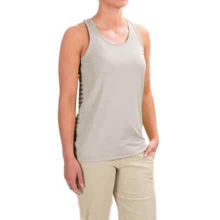 Black Diamond Equipment Dihedral Tank Top (For Women) in Aluminum/Nickel Stripe - Closeouts