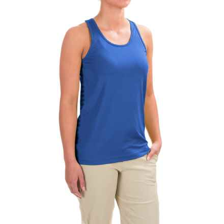Black Diamond Equipment Dihedral Tank Top (For Women) in Denim/Captain Stripe - Closeouts