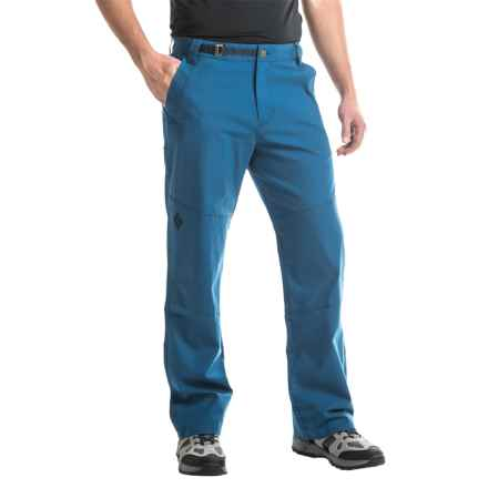 Black Diamond Equipment Dogma Pants (For Men) in Denium - Closeouts