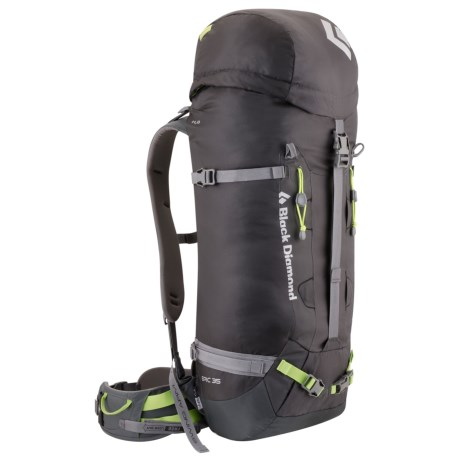 Black Diamond Equipment Epic 35 Climbing Backpack - Internal Frame in Cobalt