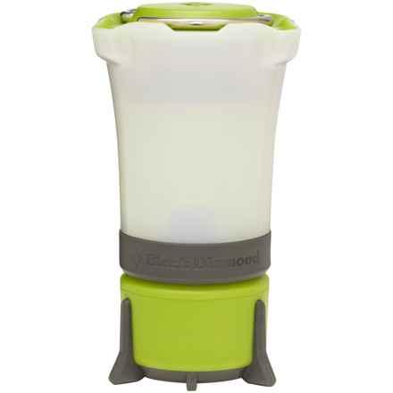 Black Diamond Equipment Equipment Orbit LED Lantern - 105 Lumens in Grass - Closeouts