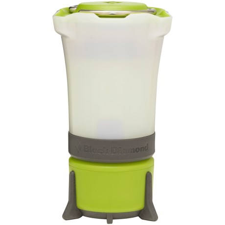 Black Diamond Equipment Equipment Orbit LED Lantern - 105 Lumens in Grass