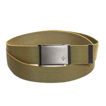 Black Diamond Equipment Forge Belt (For Men And Women) In Curry Adriatic