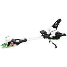 Black Diamond Equipment Fritschi Diamir Eagle Ski Bindings - 95mm Brake in Green/White/Black - Closeouts