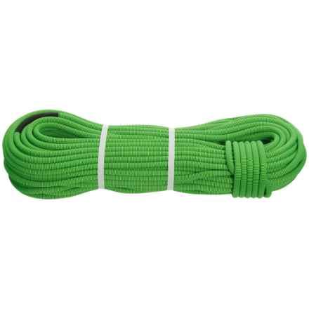 Black Diamond Equipment FullDry Climbing Rope - 9.6mm, 70m in Dual Green - Closeouts