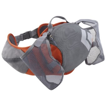Black Diamond Equipment Fuse Lumbar Pack in Red Clay