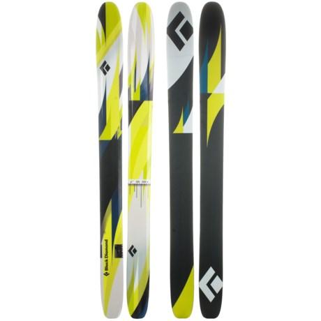 Black Diamond Equipment Gigawatt Skis - Alpine in See Photo