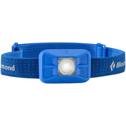 Black Diamond Equipment Gizmo LED Headlamp - 60 Lumens in Powell Blue - Closeouts