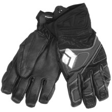 Black Diamond Equipment Glide Gloves - Waterproof, Insulated (For Men) in Black - Closeouts