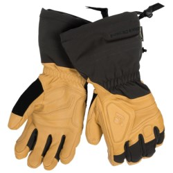 Black Diamond Equipment Guide Gore-Tex® XCR® Gloves - Waterproof, Insulated (For Men) in Natural