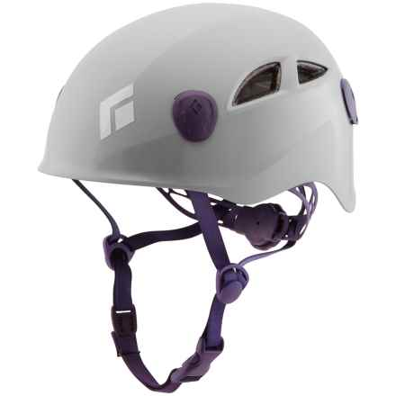 Black Diamond Equipment Half Dome Climbing Helmet in Plum - Closeouts