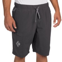 Black Diamond Equipment Highball Shorts (For Men) in Black - Closeouts
