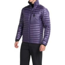 Black Diamond Equipment Hot Forge Jacket - PrimaLoft® Down (For Men) in Nightshade - Closeouts