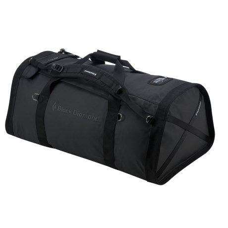 Black Diamond Equipment Huey Duffel Bag - 150L in Black