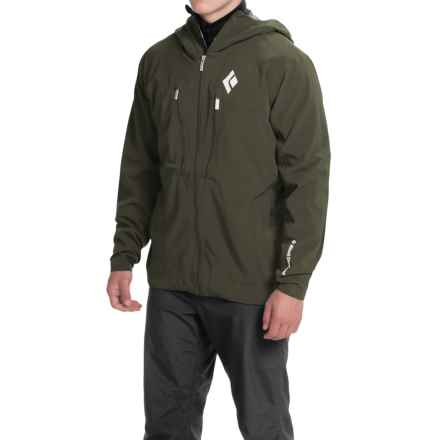 Black Diamond Equipment Induction Windstopper® Jacket (For Men) in Ted - Closeouts