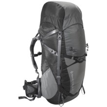 Black Diamond Equipment Innova 60 Backpack - Internal Frame (For Women) in Steel - Closeouts