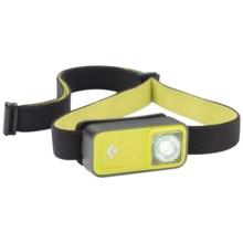Black Diamond Equipment Ion LED Headlamp in Blazing Yellow - Closeouts
