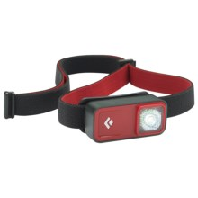 Black Diamond Equipment Ion LED Headlamp in Fire Red - Closeouts
